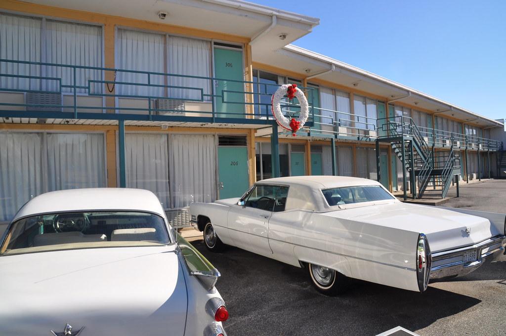 The Lorraine Motel in Memphis