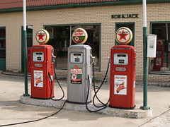 Texaco Gas Pumps (will139) Tags: rural indiana texaco us40 gaspumps ruralindiana indianaphotographers knightstownindiana