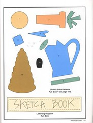 2 Hour Mini Quilt Projects_119 (MorenArteirA) Tags: quilt revista mini patchwork projetos moldes patchcolagem