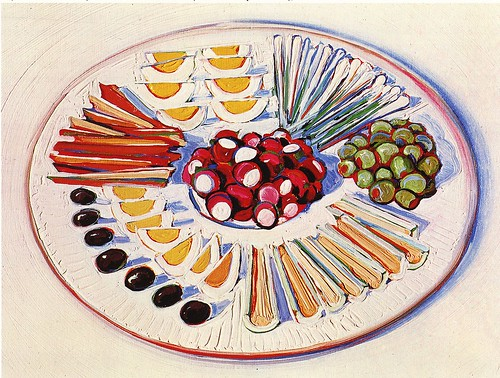 This Wayne Thiebaud painting