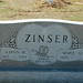 Zinser - Aaron M and Marie M - St Paul Cemetery New Alsace