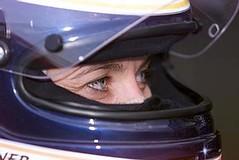ujhg (suitedup2005) Tags: closeup female helmet racingdriver fireproofsuit nomexsuit