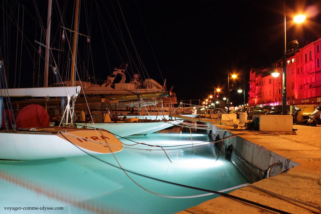 Quanto maior o barco, quanto mais próximo do Bailli de Suffren
