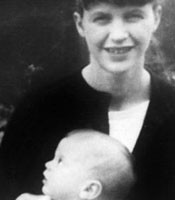 Nicholas and Sylvia Plath