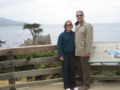 """Us by the lone cypress! • <a style=""""font-size:0.8em;"""" href=""""http://www.flickr.com/photos/36178200@N05/3394613679/"""" target=""""_blank"""">View on Flickr</a>"""