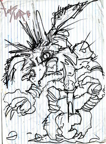 'Rahzar'  ..sketch (( 2003 ))
