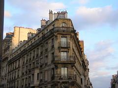 Corner balconies
