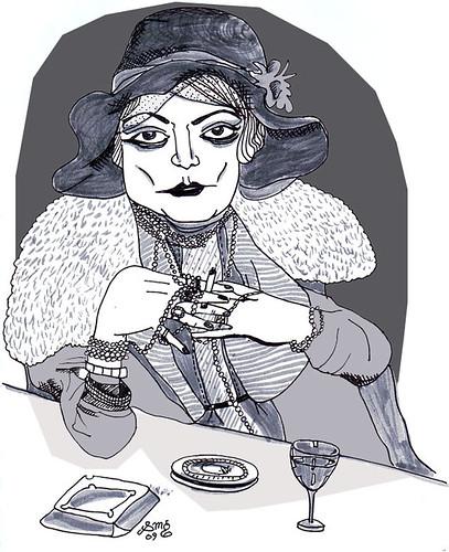 illustration friday - Poise