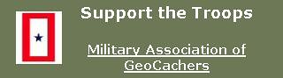 Military Association of GeoCachers