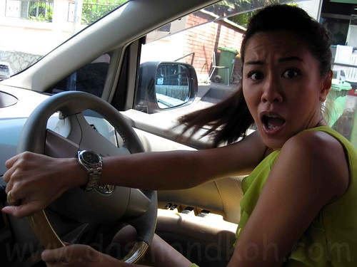Driving Miss Foodie - Michelle Chia