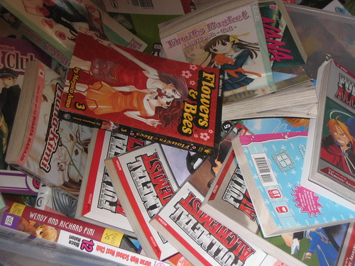 the manga bin