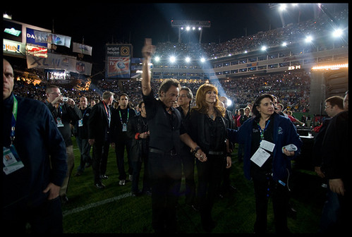 Bruce Springsteen - Diario de la Super Bowl 11
