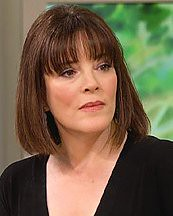 Author Marianne Williamson in an appearance on Oprah