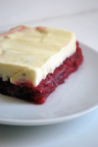 Recipe Lime semifreddo and cranberry sorbet by Hey, that ...