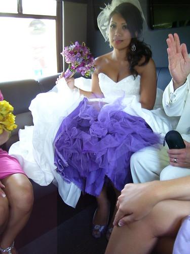 Purple Crinoline/Petticoat on sale