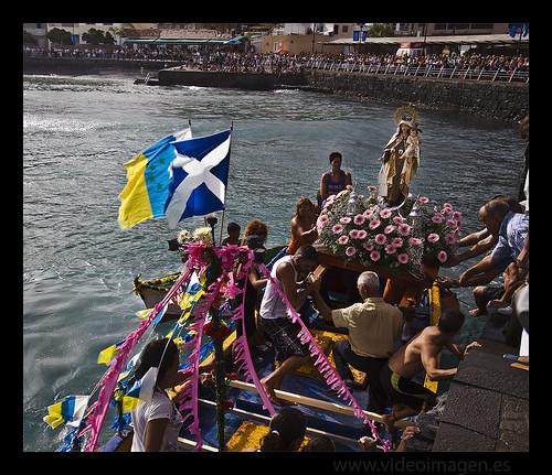 Virgen del carmen Güimar - Tenerife