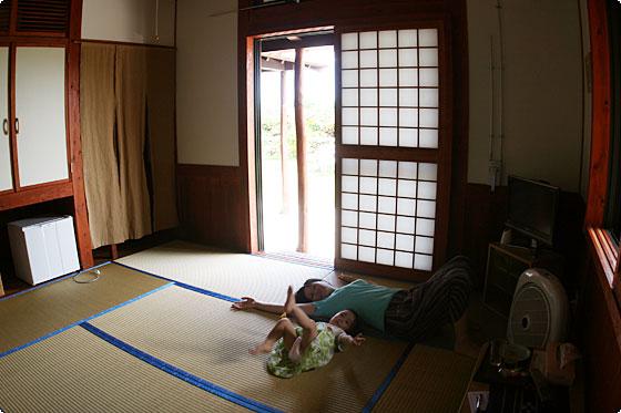 宿屋「竹の子」