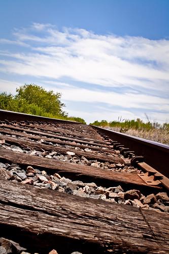Ridin the rails