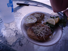 Crab Cakes for Peggy