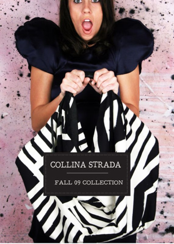 Collina Strada bags Fall 2009 1