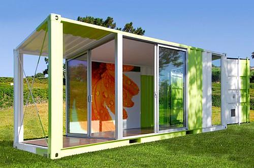 Casas hechas con contenedores reciclados - Casas con containers ...