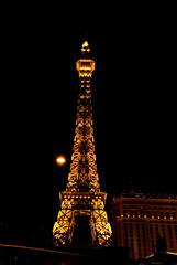 eiffel tower(night)