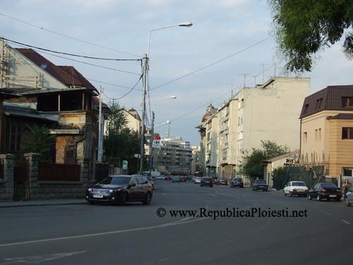 Strada Take Ionescu