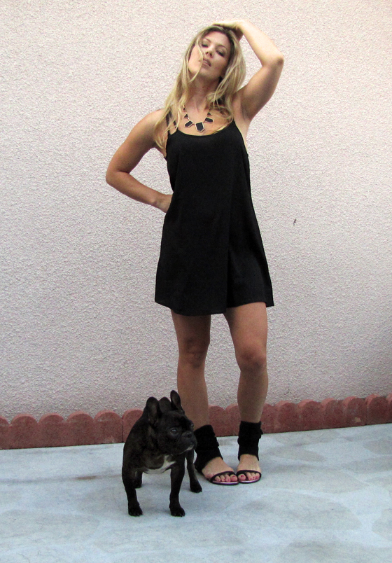 little-black-slip-dress-90s-black-french-bulldog