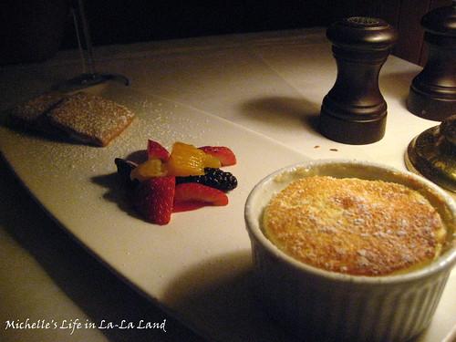 Scott's Seafood- Lemon Souffle