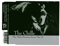 Male  Monster From The ID - Front CD Cover by Chillblue