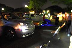 Car@Harajuku YoyogiPark (spiraldelight) Tags: tilt eoskissx3 tse17mmf4l