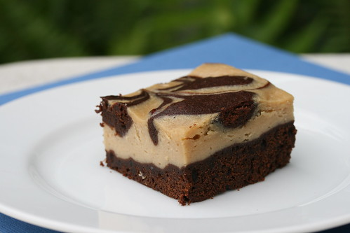 Espresso Cheesecake Brownies - Food Librarian