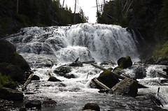 (christ0fski) Tags: yellowstonenationalpark wyoming keplercascades