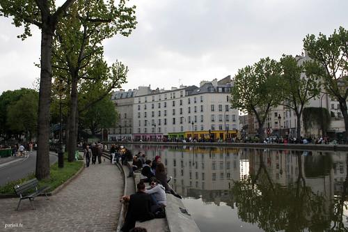 Les quais du Canal sont très agéables