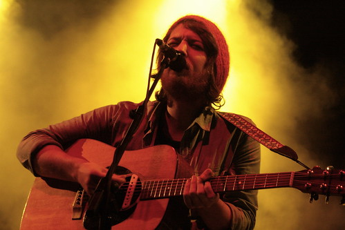 Fleet Foxes @ The Electric Picnic 2009