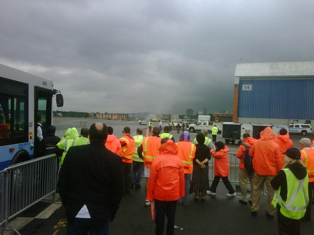 2009 Newark Airport Drill