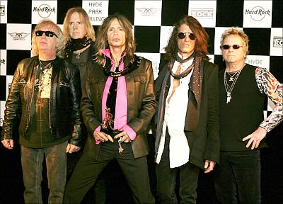 Fotos de Aerosmith