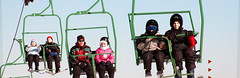 - Big Bear PA chairlift