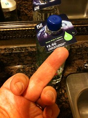 "Can we make ""Fuck You Fiji Water"" a new Flickr meme? #fyfw (mathowie) Tags: fiji bottledwater fijiwater iphone fyfw fuckyoufijiwater"