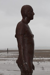 Another Place (barry 13092) Tags: crosby antonygormley anotherplace ironstatues