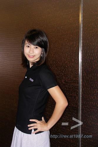 @joyz with ThaiThinkPad shirt in Windows 7 Blogger Day