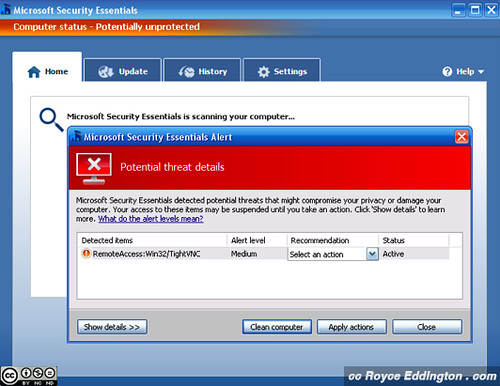 MS Security Essentials 6