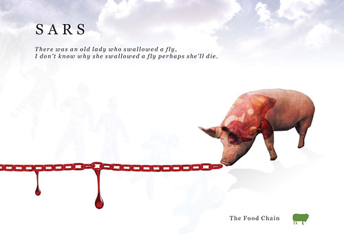 Sars - Health Awareness Poster