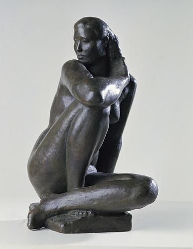 動靜之間:淺談陳夏雨、熊秉明、夏陽的雕塑作品