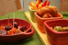 tapas for toddlers (foodietots) Tags: spanish tapas joseandres kidfriendly