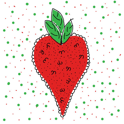 A New Life Begins (Gwen) - aka Strawberry Heart
