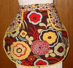 Clothspin apron