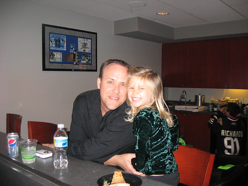 Brad Richards suite January 19, 2009