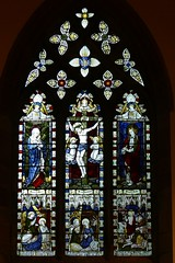 East window chancel, St. Nicholas - South Kilworth