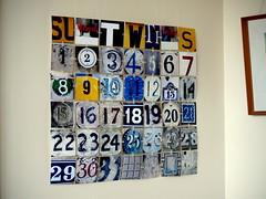 Calendar from Calendar Project
